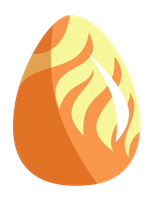Phoenix Egg by Rayne-Feather
