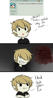 Q14: keep your blood to yo selves by Captain--Awkward