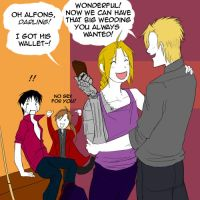 FMA: still in the pool hall... by snailtamer