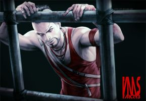 Far Cry 3 - Vaas by offrecord