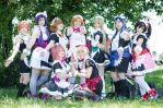 Love Live School Idol Festival by FaggioMAG