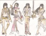 Lianna Rei Concept designs by kingofthedededes73