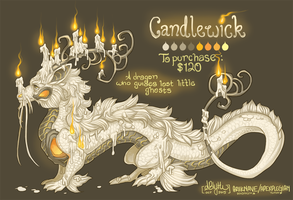 Candlewick: SOLD by AriiKnave