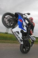Suzuki GSX-R 1000 - action by RadeCZECH