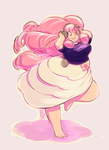 Rose Quartz by CookingPeach