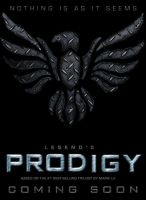 Prodigy by Marie Lu Movie Poster by fufuwith1