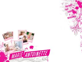 Marie Antoinette 'Party' by Nana-viciouS