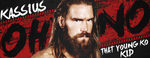Kassius Ohno Signature by ViceEmerald