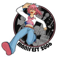 Manifest 2006 T-shirt entry by kimiko