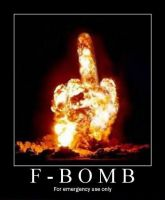 F-BOMB by MalevolentDeath