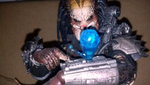 Hot Toys Predator by TribalBunny13