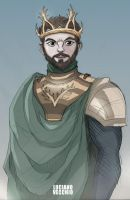 Renly Baratheon by LucianoVecchio