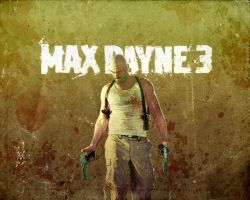 Max Payne 3 wallpaper by jackoozy