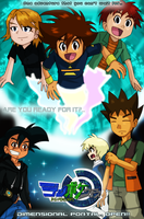 DigiPoke WARS 1st arc poster by DigimonXevolution199