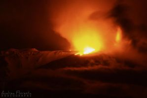 Volcano Etna Eruption - Feb 20 2013 #3 by OmbraSilente
