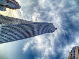 Infinity Tower (HDR) by clemlef