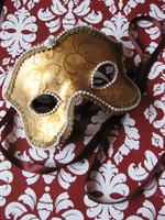 Carnival Mask by ceursche