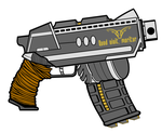 Holt's Bolt Pistol by Sulemania