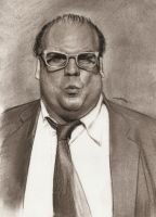 Chris Farley by AmBr0