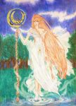 Forest Godess by farwen07