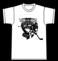 Vancouver Giants Tee by Clyner