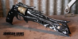 Concept Thorn Hand Cannon by JohnsonArms