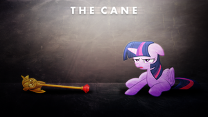 The Cane by VisualizationBrony