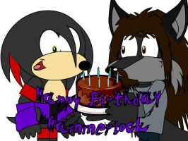 Happy Birthday Hammerlock by AshleyWolf259
