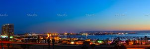 Full San Diego Skyline - South by timothylgreen