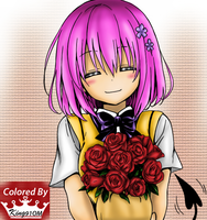 Momo Velia Deviluke 11 by King91OM