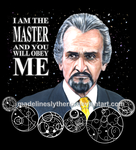 I am the Master by MadelineSlytherin