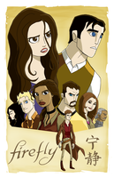 firefly- poster by the-slift