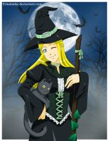 Cornelia Contest - Witch by Erisabetta
