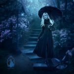 A wonderful walk in the garden by LadyProvidence