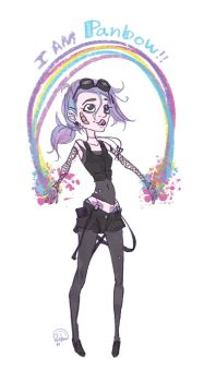 I am Panbow by Captain-Poppy