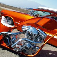 chopper and impala by SurfaceNick