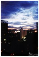 Hotel View - Sunset by byCavalera