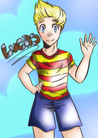 Lucas done with friend by Tough-girl-freed