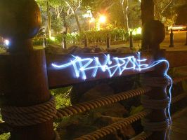 LED Tag by traseone