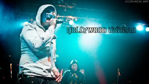 Hollywood Undead - Johnny 3 Tears Wallpaper by undeadmarked