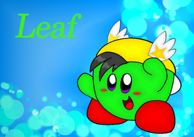 Kirby FC: Leaf by KirbyKips
