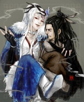 Thunderbolt Fantasy: Happy Ending? by mick347