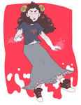 another dead aradia by flaweiss