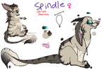 Temp Spindle Ref by imintygemini