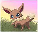 EEVEE 2016 by pichu90