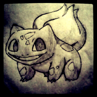 Bulbasaur - [quick sketch] by ADEdge