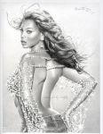 Beyonce by Libfly