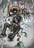 ...where no one cares... by Cora-Dilcoroc