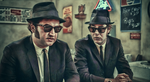 The Blues Brothers by G-10gian82