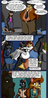 The Cat's 9 Lives! 3 Catnap and Outfoxed Pg14 by TheCiemgeCorner